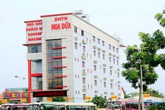 khách sạn hoa dừa